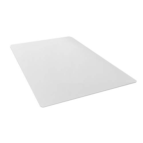 Amazon Basics Polycarbonate Chair Mat For Hard Floors - 47 Inches x 59 Inches