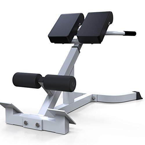 TANGON Bench Roman Chair Back Hyperextension/ Hyper Back Extension, Roman Chair, Adjustable Ab Sit up Bench, Decline Bench, Flat Bench Foldable Crunches Abdominal Muscles Fitness Equipment