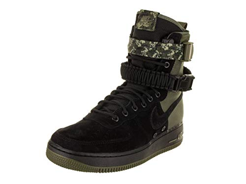 Nike Men's SF AF1 Casual Shoe 10 Black