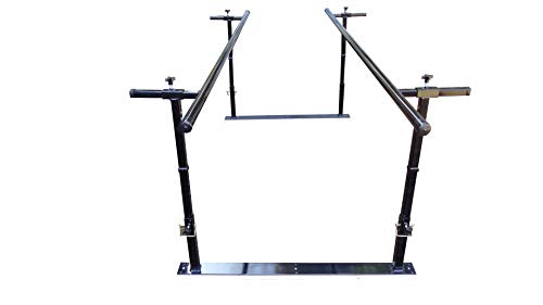 Progymnastic Physical Therapy Parallel Bars - Adjustable Height and Width Model – 5 ft, 7 ft,10 ft & 14 ft. (7)