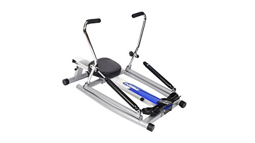 Stamina 35-1215 Orbital Rowing Machine with Free Motion Arms