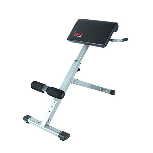 Sunny Health & Fitness SF-BH6629 45 Degree Hyperextension Roman Chair