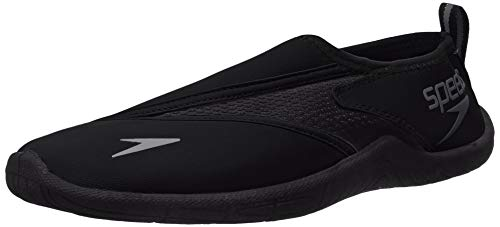 Speedo Men's Water Shoe Surfwalker Pro 3.0,Speedo Black,11 Mens US