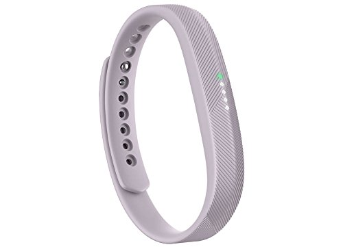 Fitbit Flex 2 Smart Fitness Activity Tracker, Slim Wearable Waterproof Swimming and Sleep Monitor, Wireless Bluetooth Pedometer Wristband for Android and iOS, Step Counter and Calorie Counter Watch