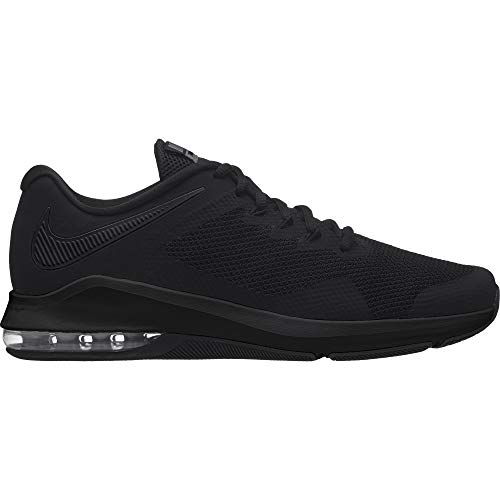 Nike Air Max Alpha Trainer Mens Running Trainers AA7060 Sneakers Shoes (UK 11 US 12 EU 46, Black Anthracite 009)