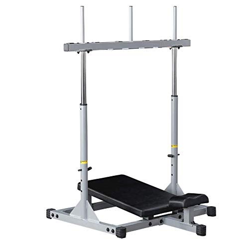 Body-Solid Powerline PVLP156X Vertical Leg Press for Squats and Deadlifts