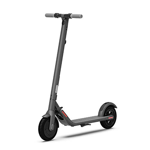 Segway Ninebot E22 E45 Electric Kick Scooter, Lightweight and Foldable, Upgraded Motor Power, Dark Grey