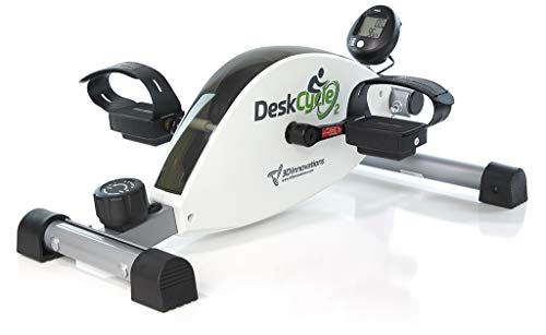 DeskCycle 2 Under Desk Cycle,Pedal Exerciser - Stationary Mini Exercise Bike -Office, Home Equipment - Adjustable Legs