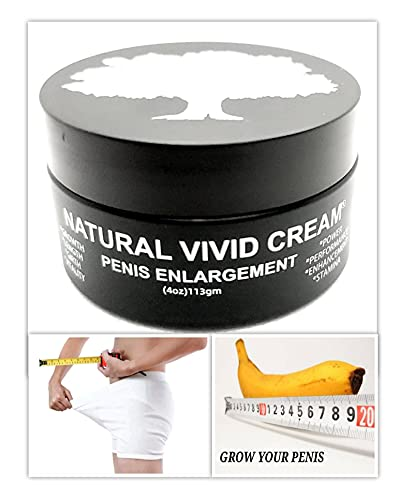 Natural Men Penis Enhancement Fast Growth ADD+ INCHES Cream Increase Size Length+Girth + Better Performance(1 Cream)4oz)
