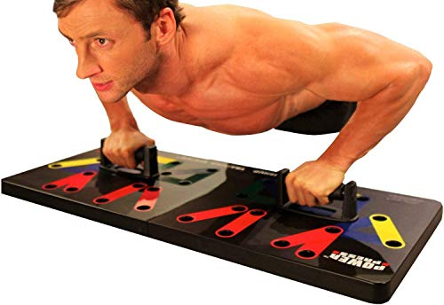 Power Press Original Push Up ~ Best Push Up System (More Positions, More Angles, Best Results)