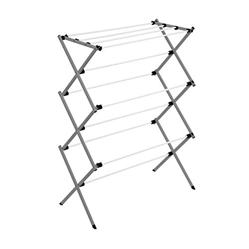 Honey-Can-Do Tripod Clothes Drying Rack, 30 lbs (DRY-02118)
