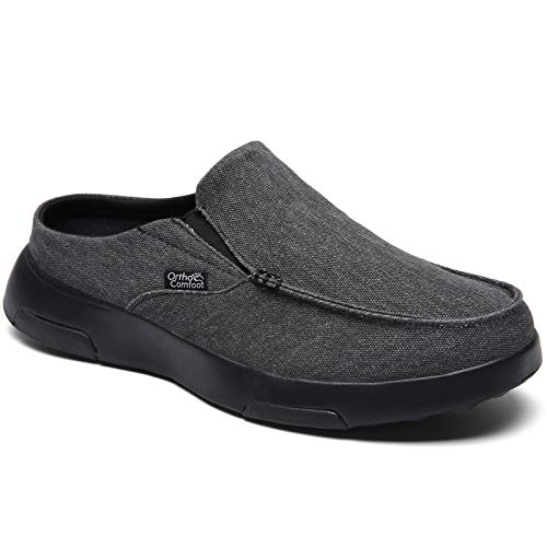 Driving Shoes for Men,Plantar Fasciitis waliking Shoes for Pronation,Leisure Vintage Flat Boat Shoes ZGBXOF03B-W2-11
