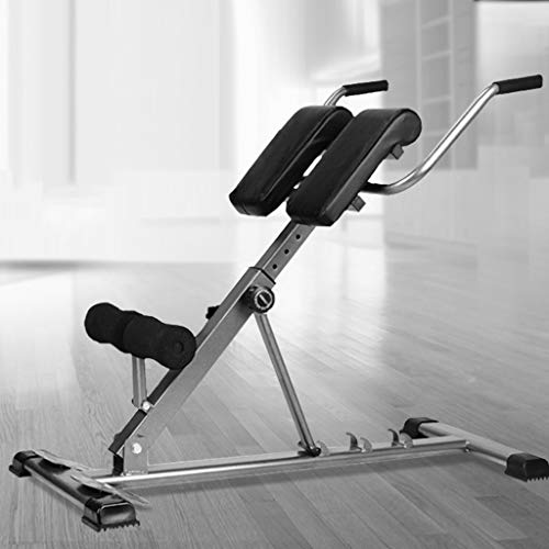 Adjustable Roman Chair Back Hyper Extension Bench For Strengthening Abs 30-40-50 Degrees Adjustable [Fast Delivery From The USA]