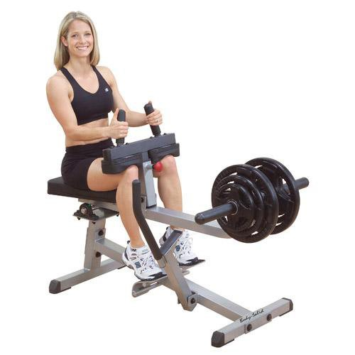 Body-Solid Seated Calf Raise Machine (GSCR349)