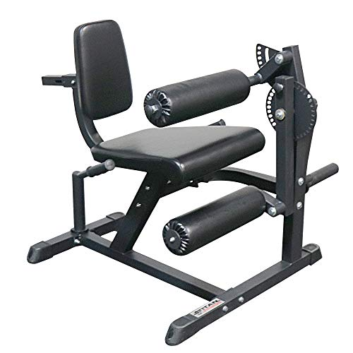 Titan Fitness Seated Leg Curl/Extension Machine