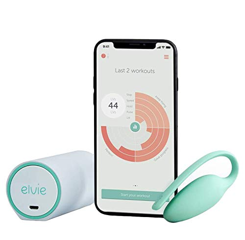 Elvie Trainer - Device for Women - For Women for Support & Bladder Control
