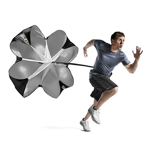SKLZ Speed Chute Resistance Parachute for Speed and  Acceleration Training