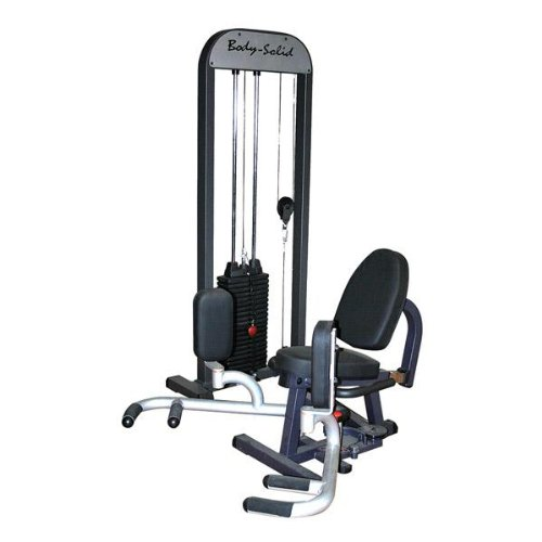 IRON COMPANY Body-Solid Inner & Outer Thigh Machine