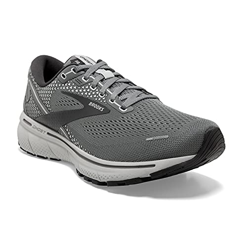 Brooks Ghost 14 Grey/Alloy/Oyster 10 D (M)