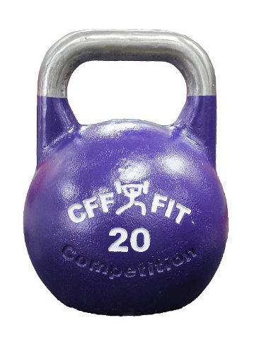 CFF 20 kg Pro Competition Russian Kettlebell (Girya) Great for Cross Training and MMA Training!