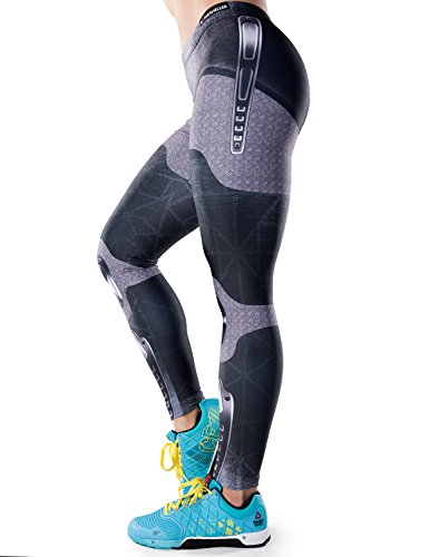 Bombsheller Badass Performance Leggings (XS, Gear)