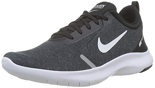 Nike Men's Flex Experience Run 8 Shoe, Black/White-cool Grey-reflective Silver, 10.5 Regular US