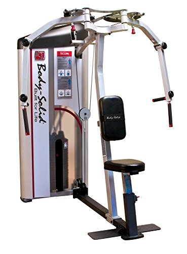 Body-Solid S2PEC/2 Pcl2 PEC Fly/Rear Delts 235lb Stack Machine