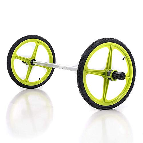 AXLE Olympic Barbell | with Optional Weighted Olympic Plate Loading | Fully Collapsible Home Gym Equipment