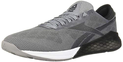 Reebok Men's Nano 9 Cross Trainer, Cool Shadow/Cold Grey, 10 M US
