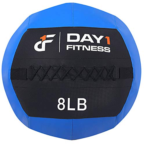 Day 1 Fitness Soft Wall Medicine Ball