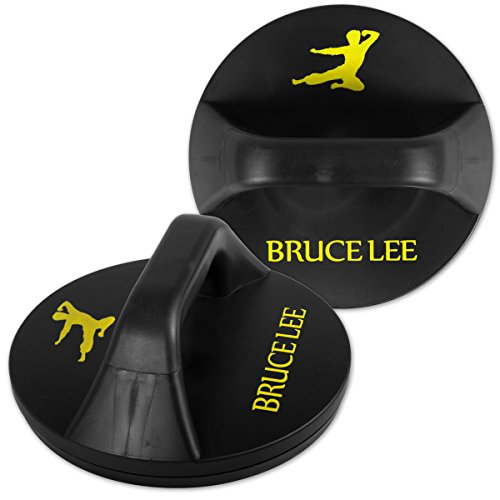 Marcy Bruce Lee Signature Rotating Push Up Stands