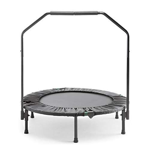 Marcy Trampoline Cardio Trainer with Handle ASG-40, Black