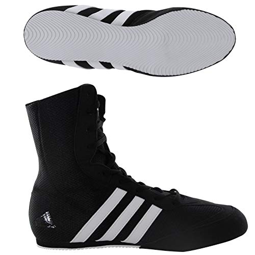 adidas Men's Boxing Shoes, Black Core Black FTWR White Core Black Core Black FTWR White Core Black, 46