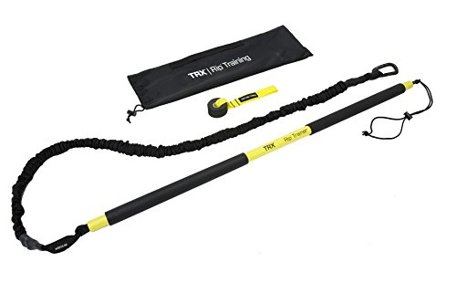 TRX Training RIP Trainer Basic Kit, Essential for Strengthening The Core