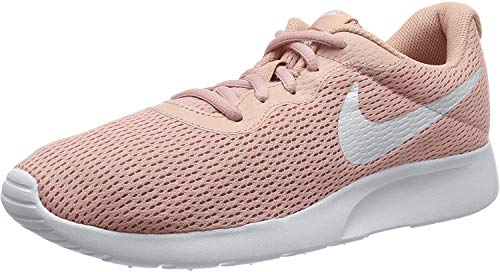 Nike Women's Competition Running Shoes, Multicolour Particle Beige Phantom White 202, 7.5 UK