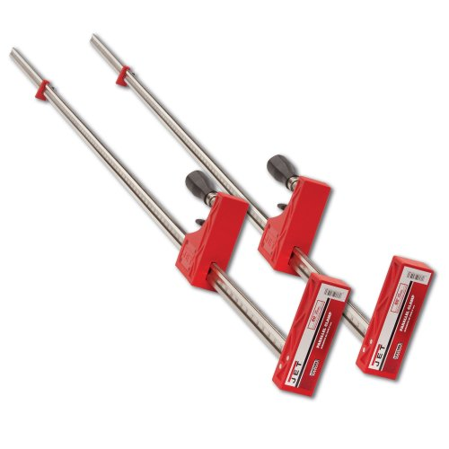 Jet 70460-2 60' Parallel Clamp 2 Pack