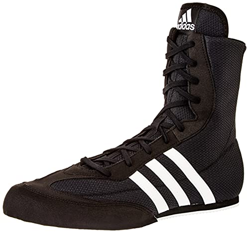 adidas Men's Boxing Shoes, Core Black FTWR White Core Black, 9.5
