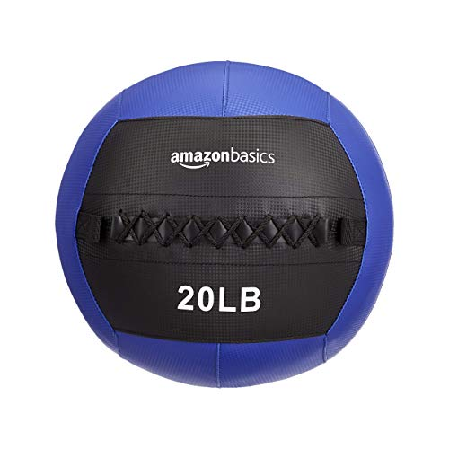 Amazon Basics Training Exercise Wall Ball - 20-Pound