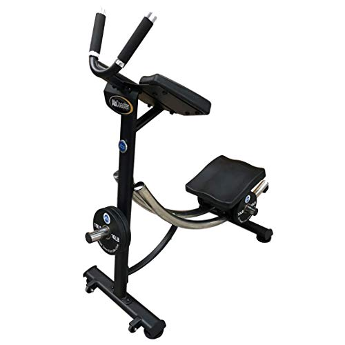 Ab Coaster CS1500 – Original Ab Coaster, Ultimate Core Workout, 6 Pack Abdominal Workout Machine for Home/Light Commercial Use, As Seen on TV (2019 Model)
