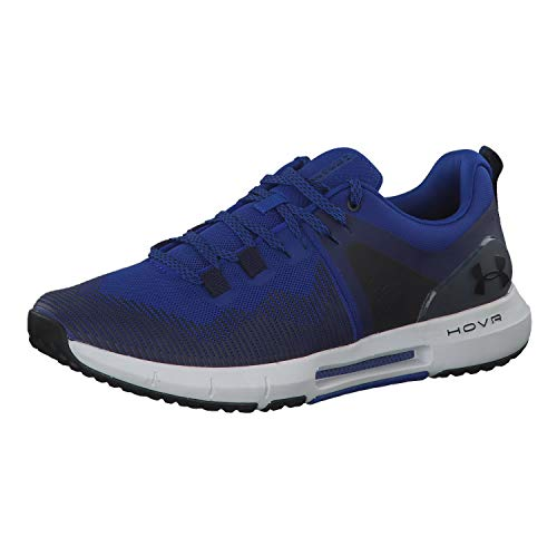 Under Armour Men's HOVR Rise Cross Trainer, Royal (401)/Halo Gray, 11.5