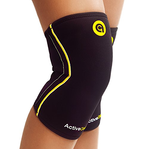 ActiveGear Knee Brace Support Heavy Duty Neoprene Sport Compression Sleeve