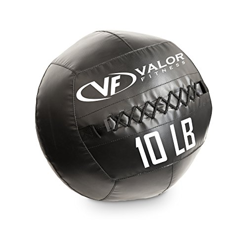 Valor Fitness WBP-10 Wall Ball Pro, 10lb