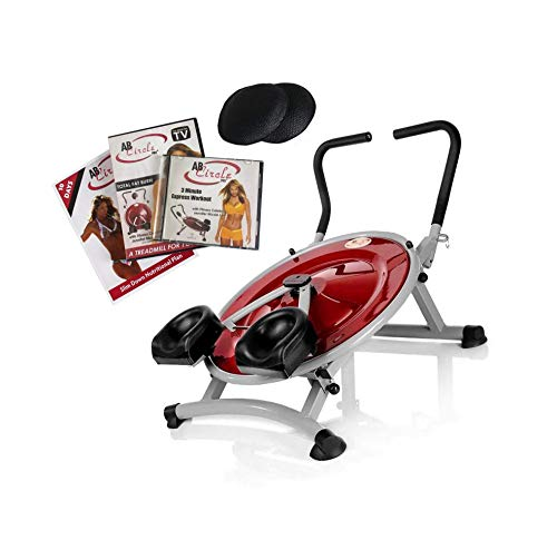 Home Gym Exercise Fitness Machine & DVD AB Circle Pro Abs and Core New