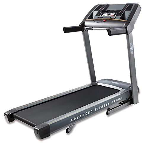 AFG Sport HTM1102-01 5.5AT Treadmill, Gray