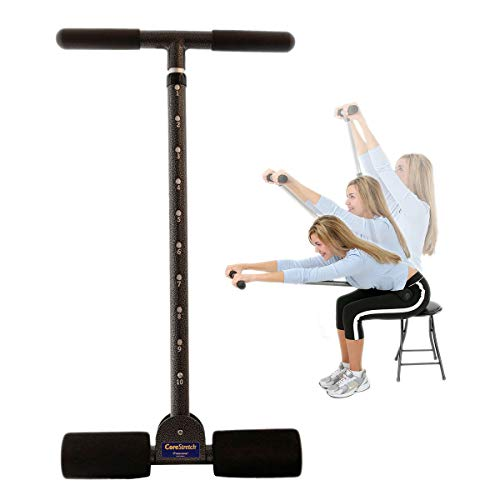CoreStretch - Adjustable Upper and Lower Back Stretcher, Physical Therapy Tool For Back Pain Relief and Shoulder Stretching
