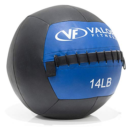 Valor Fitness WB-14 Wall Ball, 14 lb