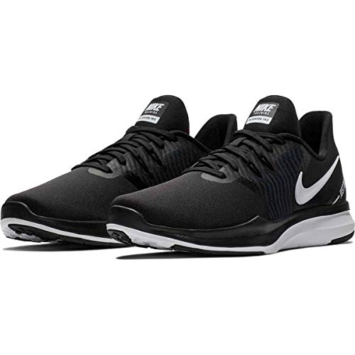 Nike Womens WMNS in Season TR 8 Black White Anthracite Size 8