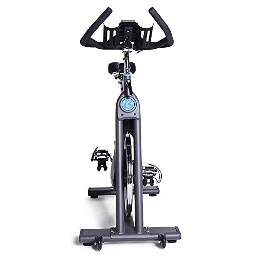 L NOW Pro Indoor Cycle Trainer LD577- Exercise Bike Commercial Standard (Black)