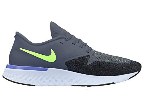 Nike Men's Odyssey React 2 Flyknit Mesh Running Shoes