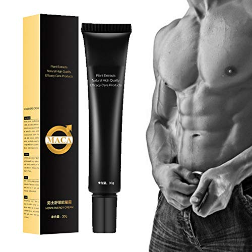 ColorfulLaVie Men's Energy Cream for Sex, Enlarge Massage Permanent Thickening Growth Pills Increase Dick Liquid Men Health Care Enlarge Oil Delay Performance Boost Strength